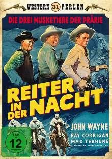 Reiter in der Nacht, DVD