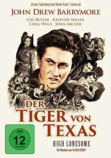 Der Tiger von Texas, DVD