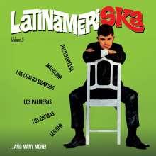 Latinameriska Volume 3, LP