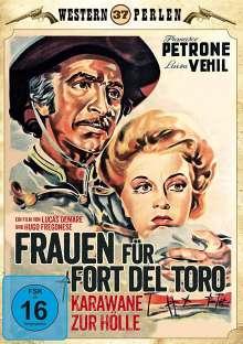 Frauen für Fort Del Toro - Karawane zur Hölle, DVD