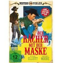 Der Rächer mit der Maske, DVD