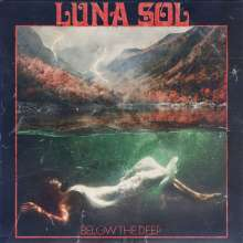 Luna Sol: Below The Deep (Limited Edition) (Green Vinyl), LP