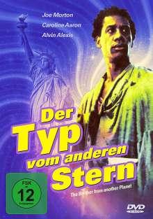 Der Typ vom anderen Stern, DVD