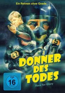 Donner des Todes, DVD