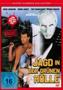 Jagd in der grünen Hölle, DVD