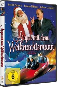 Ärger mit dem Weihnachtsmann, DVD