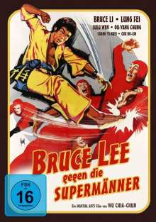 Bruce Lee gegen die Supermänner, DVD