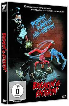 Breakin' 'N' Enterin', DVD