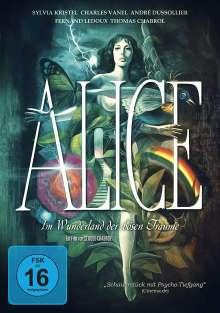 Alice im Wunderland der bösen Träume, DVD