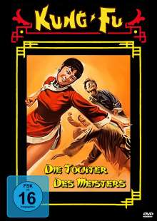 Kung Fu: Die Tochter Des Meisters, DVD