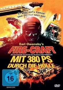 Fire-Craft - Mit 380 PS durch die Hölle, DVD