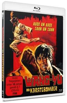Der Karatebomber (Blu-ray), Blu-ray Disc