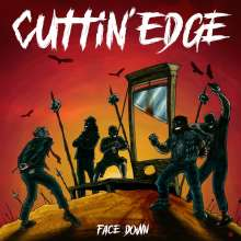 Cuttin' Edge: Face Down, CD