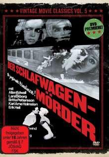 Der Schlafwagenmörder, DVD