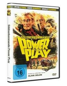Söldnerkommando Power Play, DVD