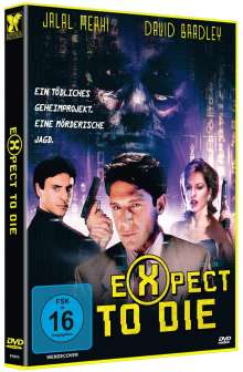 Expect To Die, DVD