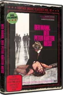 Der Mann, der Peter Kürten hiess, DVD