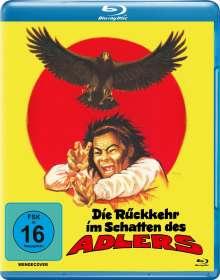 Die Rückkehr im Schatten des Adlers (Blu-ray), Blu-ray Disc