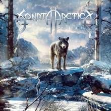Sonata Arctica: Pariah's Child (White/Blue Splatter Vinyl), 2 LPs