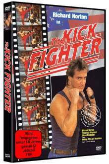 The Kick Fighter, DVD