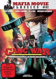 Gang War - Bandenkriege in New Orleans, DVD