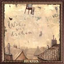 Husten: Wohin wir drehen (Limited Numbered Edition) (Grey Marbled Vinyl), LP