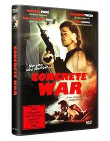 Concrete War, DVD