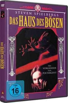 Das Haus des Bösen, DVD