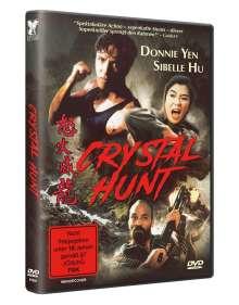 Crystal Hunt, DVD