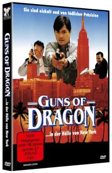 Guns of Dragon, DVD