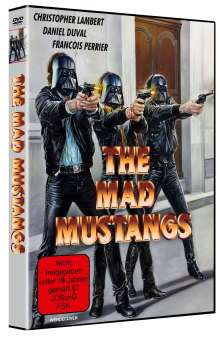 The Mad Mustangs, DVD