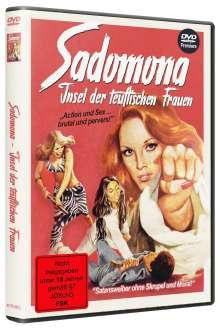 Sadomona - Insel der teuflischen Frauen, DVD
