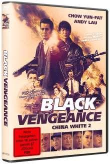 Black Vengeance - China White 2, DVD
