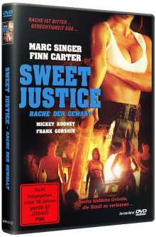 Sweet Justice, DVD