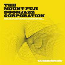The Mount Fuji Doomjazz Corporation: Anthropomorphic (180g) (Limited Edition) (Colored Vinyl), 2 LPs