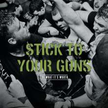 Stick To Your Guns: For What It's Worth (remastered) (Limited Edition) (Doublemint Green Vinyl), LP