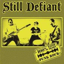 Still Defiant: Still Defiant, CD
