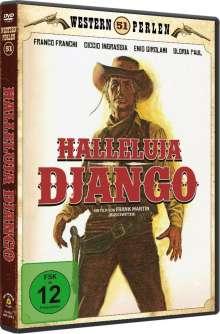 Halleluja Django, DVD