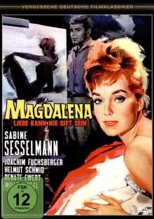 Magdalena - Liebe kann wie Gift sein, DVD