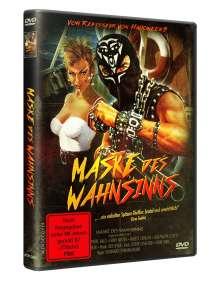Maske des Wahnsinns, DVD