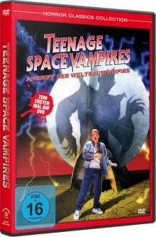 Teenage Space Vampires, DVD
