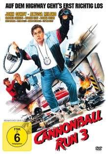 Cannonball Run 3, DVD