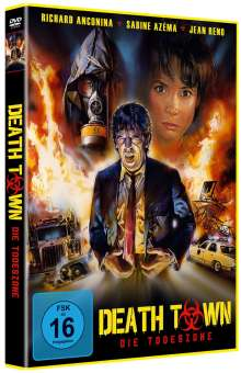 Death Town - Die Todeszone, DVD