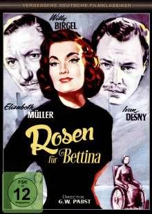 Rosen für Bettina, DVD