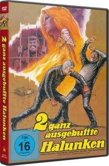 2 ganz ausgebuffte Halunken, DVD