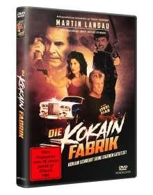 Die Kokain-Fabrik, DVD