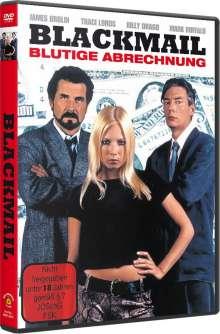Blackmail - Blutige Abrechnung, DVD