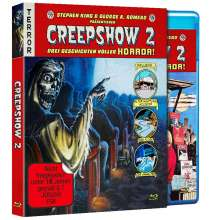Creepshow 2 (Limited Deluxe Edition inkl. Comicheft) (Blu-ray), Blu-ray Disc