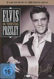 Elvis Presley - 40. Todestag (Special Edition), 2 DVDs