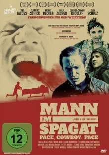 Mann im Spagat - Pace, Cowboy, Pace, DVD